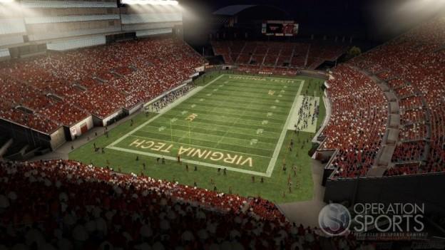 NCAA Football 09 Screenshot #752 for Xbox 360