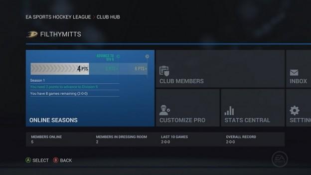 NHL 16 Screenshot #107 for PS4