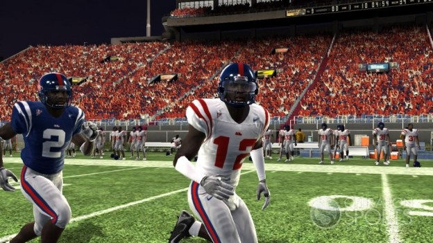 NCAA Football 09 Screenshot #753 for Xbox 360