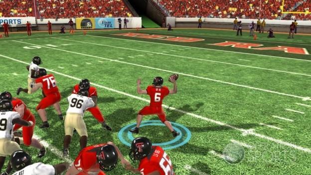 NCAA Football 09 Screenshot #756 for Xbox 360
