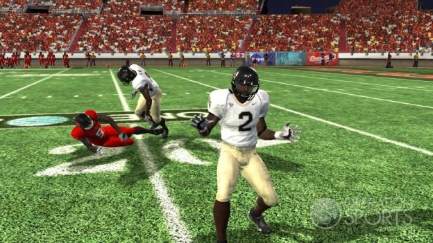 NCAA Football 09 Screenshot #757 for Xbox 360