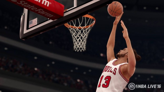 NBA Live 16 Screenshot #51 for PS4