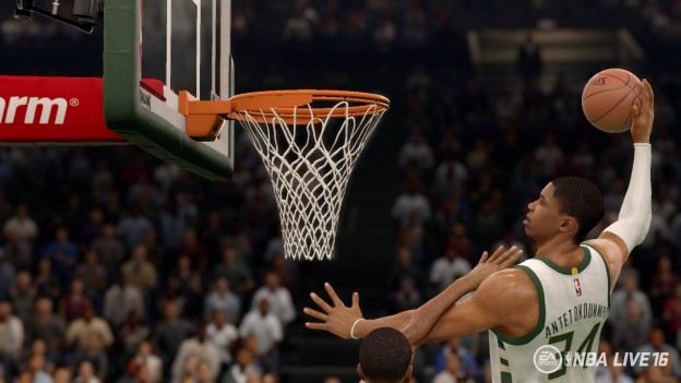 NBA Live 16 Screenshot #40 for Xbox One
