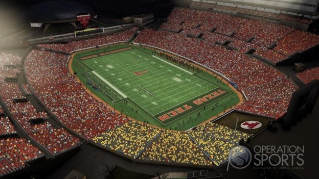 NCAA Football 09 Screenshot #761 for Xbox 360