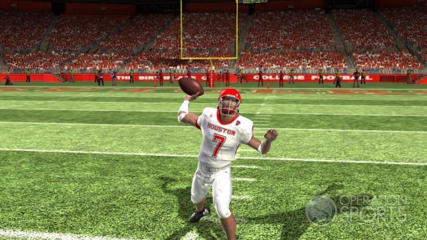 NCAA Football 09 Screenshot #763 for Xbox 360