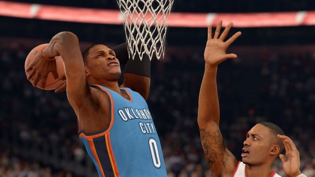 NBA Live 16 Screenshot #54 for PS4