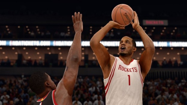 NBA Live 16 Screenshot #55 for PS4