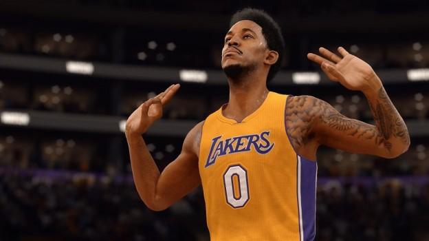 NBA Live 16 Screenshot #57 for PS4