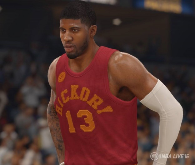 NBA Live 16 Screenshot #59 for PS4