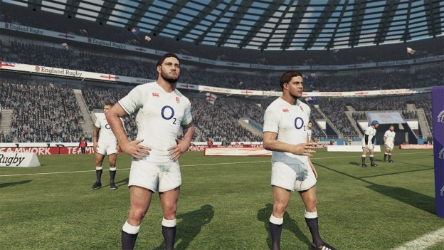 Rugby Challenge 3 Screenshot #1 for Xbox One