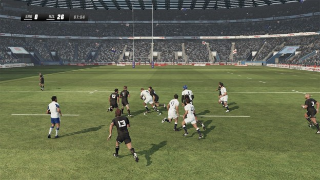 Rugby Challenge 3 Screenshot #2 for PS4