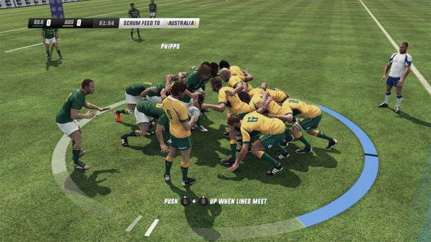 Rugby Challenge 3 Screenshot #3 for PS4