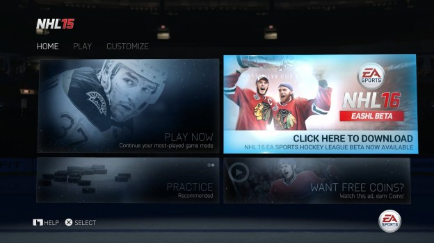 NHL 16 Screenshot #122 for PS4