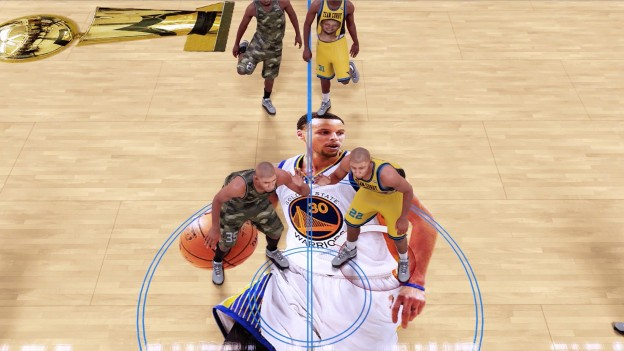 NBA 2K16 Screenshot #18 for PS4