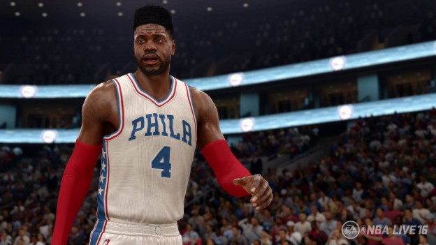 NBA Live 16 Screenshot #61 for PS4