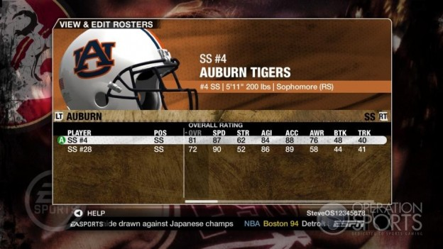 NCAA Football 09 Screenshot #776 for Xbox 360