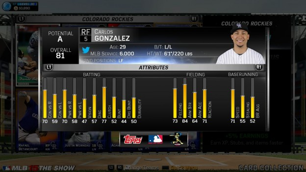 MLB 15 The Show Screenshot #376 for PS4