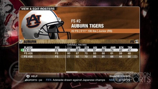 NCAA Football 09 Screenshot #777 for Xbox 360