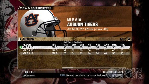 NCAA Football 09 Screenshot #780 for Xbox 360