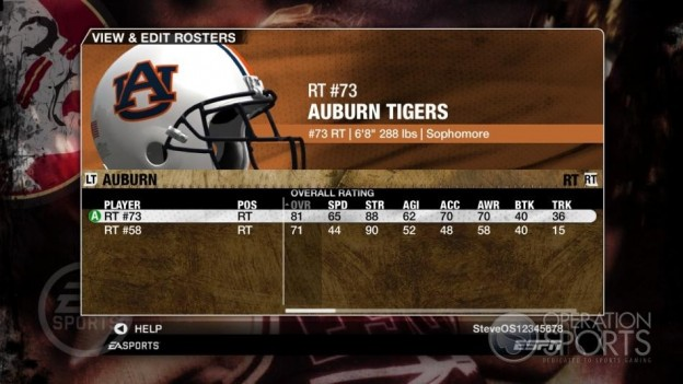 NCAA Football 09 Screenshot #782 for Xbox 360