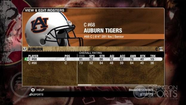 NCAA Football 09 Screenshot #784 for Xbox 360