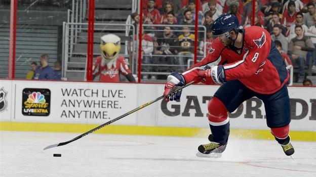 NHL 16 Screenshot #100 for Xbox One
