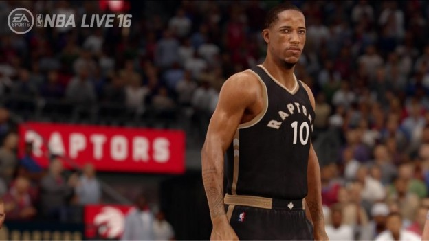 NBA Live 16 Screenshot #50 for Xbox One