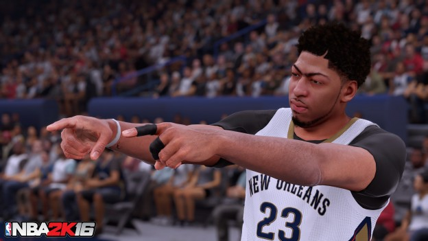 NBA 2K16 Screenshot #18 for Xbox One