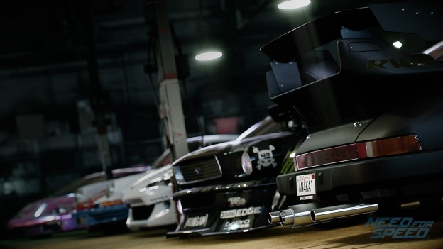 Need for Speed Screenshot #29 for PS4