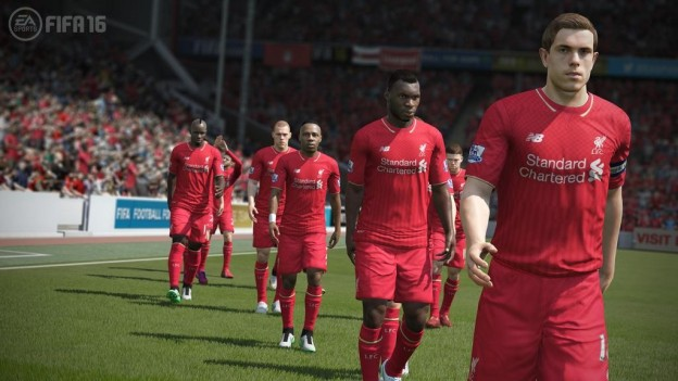 FIFA 16 Screenshot #107 for PS4