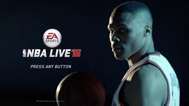 NBA Live 16 Screenshot #66 for PS4