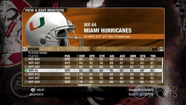 NCAA Football 09 Screenshot #795 for Xbox 360
