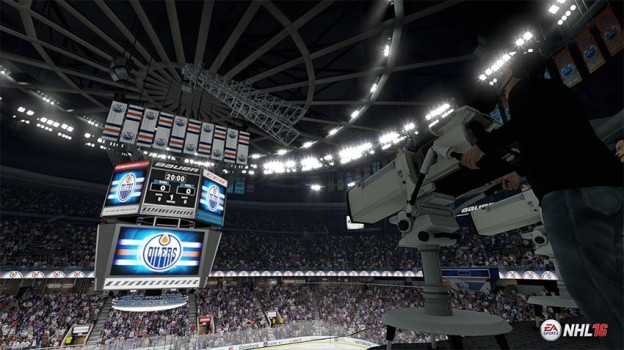 NHL 16 Screenshot #105 for Xbox One