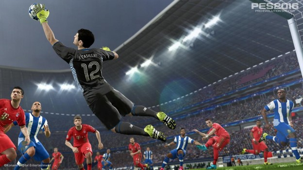 PES 2016 Screenshot #20 for PS4