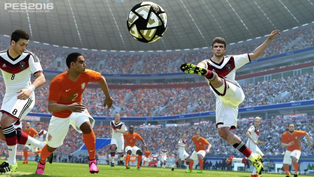 PES 2016 Screenshot #22 for PS4