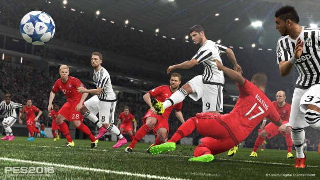 PES 2016 Screenshot #23 for PS4