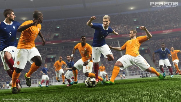 PES 2016 Screenshot #31 for PS4
