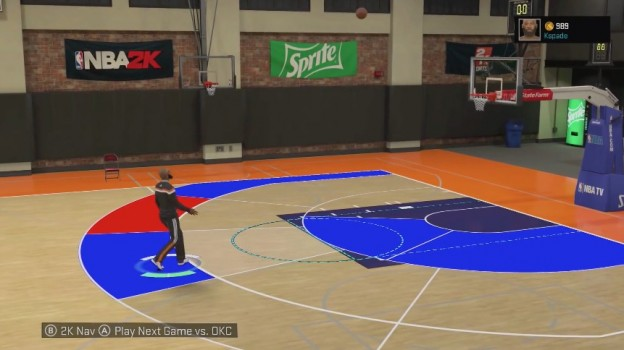 NBA 2K15 Screenshot #323 for PS4
