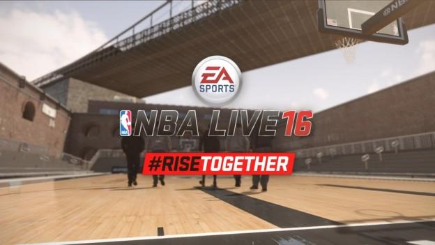 NBA Live 16 Screenshot #68 for PS4