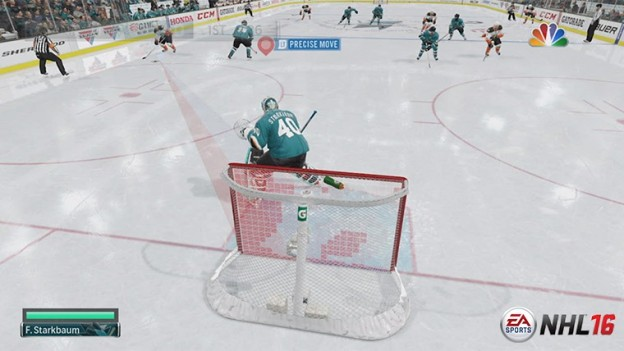 NHL 16 Screenshot #109 for Xbox One