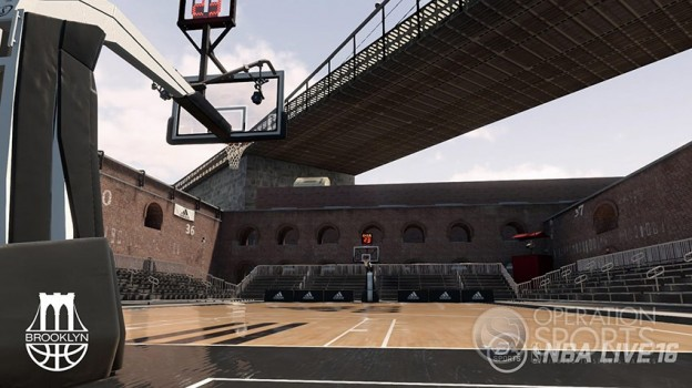NBA Live 16 Screenshot #88 for PS4