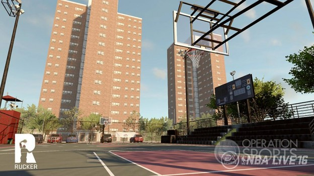 NBA Live 16 Screenshot #93 for PS4