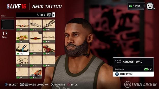 NBA Live 16 Screenshot #57 for Xbox One