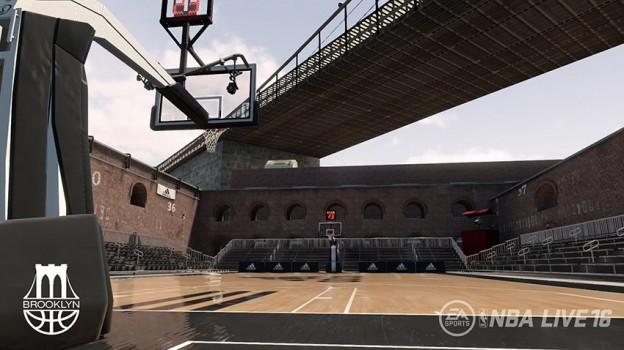 NBA Live 16 Screenshot #63 for Xbox One
