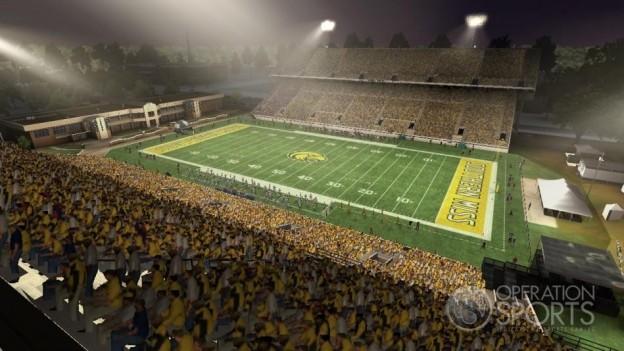 NCAA Football 09 Screenshot #810 for Xbox 360