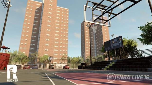 NBA Live 16 Screenshot #68 for Xbox One