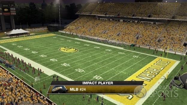 NCAA Football 09 Screenshot #813 for Xbox 360