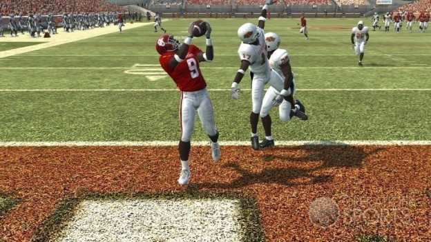 NCAA Football 09 Screenshot #814 for Xbox 360