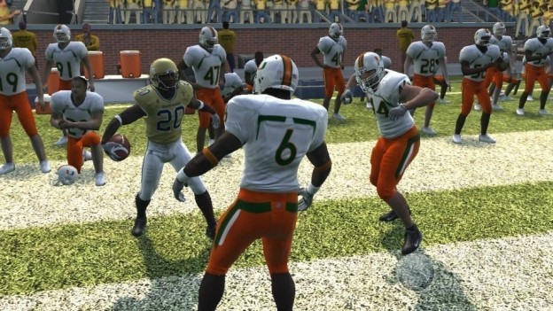 NCAA Football 09 Screenshot #818 for Xbox 360
