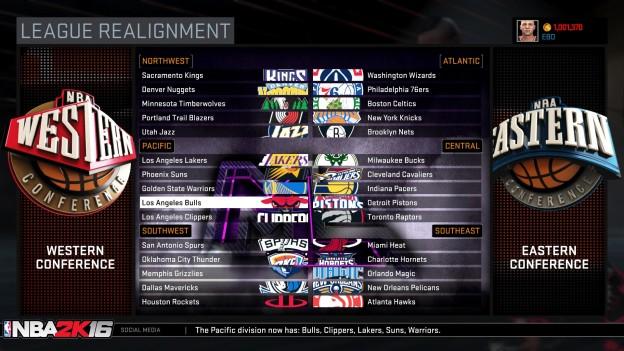 NBA 2K16 Screenshot #35 for Xbox One